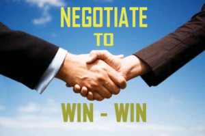 Successful Negotiation